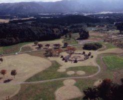 秋田県 大湯環状列石(おおゆかんじょうれっせき)
