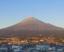 静岡県 富士山(ふじさん)
