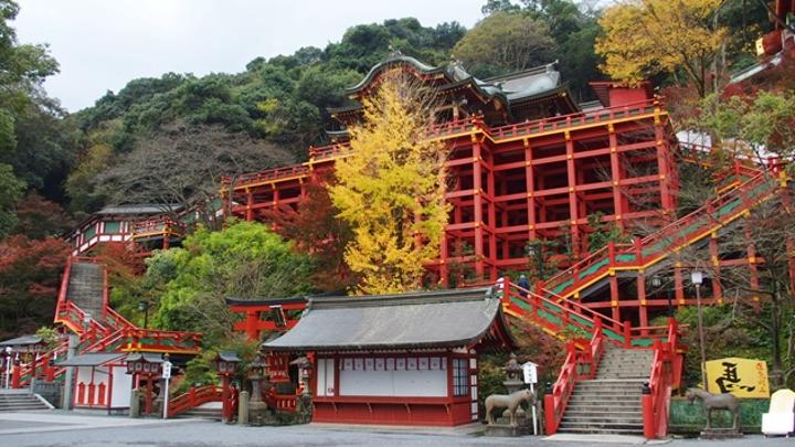 滋賀県 祐徳稲荷神社(ゆうとくいなりじんじゃ)